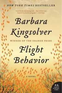 Link to an enlarged image of Flight Behavior (Reprint)