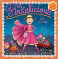 Link to an enlarged image of Pinkalicious Pink or Treat! (Pinkalicious) (STK)