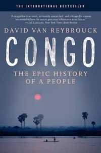 Link to an enlarged image of Congo : The Epic History of a People (Reprint)