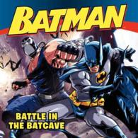 Link to an enlarged image of Battle in the Batcave (Batman Classic)