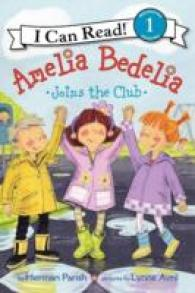 Link to an enlarged image of Amelia Bedelia Joins the Club (Amelia Bedelia I Can Read)