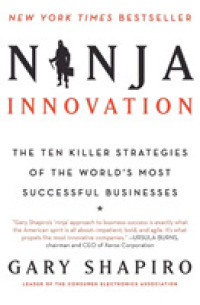 Link to an enlarged image of Ninja Innovation : The Ten Killer Strategies of the World's Most Successful Businesses (Reprint)