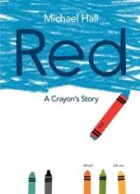 Link to an enlarged image of Red : A Crayon's Story
