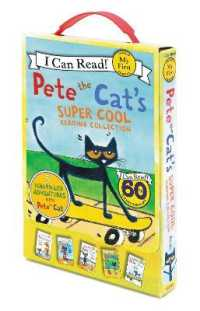 Link to an enlarged image of Pete the Cat's Super Cool Reading Collection (5-Volume Set) (My First I Can Read) (PCK)