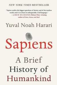 Link to an enlarged image of Sapiens : A Brief History of Humankind