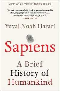 Link to an enlarged image of Sapiens : A Brief History of Humankind (Reprint)
