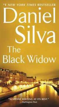 Link to an enlarged image of The Black Widow (Reprint)