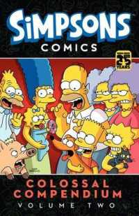 Link to an enlarged image of Simpsons Comics Colossal Compendium 2 (Simpsons Comics Colossal Compendium)