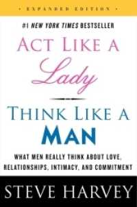 Link to an enlarged image of Act Like a Lady, Think Like a Man : What Men Really Think about Love, Relationships, Intimacy, and Commitment -- Paperback / softback (Expanded E)