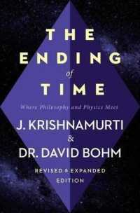 Link to an enlarged image of The Ending of Time : Where Philosophy & Physics Meet (Revised Expanded)