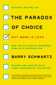 Link to an enlarged image of The Paradox of Choice : Why More Is Less (Revised)