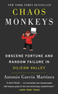 Link to an enlarged image of Chaos Monkeys : Obscene Fortune and Random Failure in Silicon Valley -- Paperback (English Language Edition)