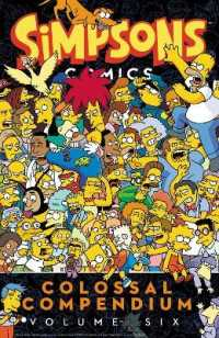 Link to an enlarged image of Simpsons Comics Colossal Compendium 6 (Simpsons Comics Colossal Compendium)