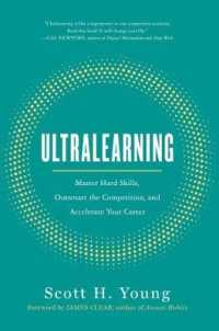 Link to an enlarged image of Ultralearning : Master Hard Skills, Outsmart the Competition, and Accelerate Your Career