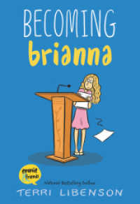 Link to an enlarged image of Becoming Brianna ( Emmie & Friends 4 )