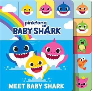 Link to an enlarged image of Meet Baby Shark (Baby Shark) (BRDBK)