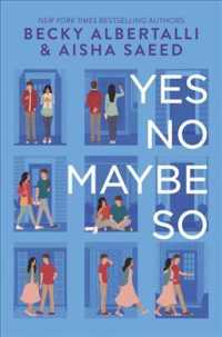 Link to an enlarged image of Yes No Maybe So ( OME ) (InternationalERNATIONAL)