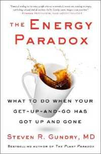 The Energy Paradox 9780063005730
