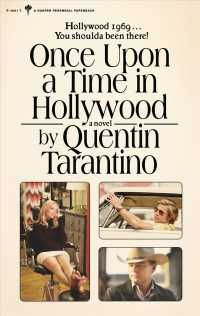 Once upon a Time in Hollywood 9780063112520