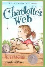 Link to an enlarged image of Charlotte's Web