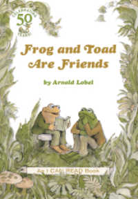 Link to an enlarged image of Frog and Toad Are Friends (An I Can Read Book)
