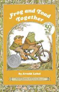 Link to an enlarged image of Frog and Toad Together (An I Can Read Book)
