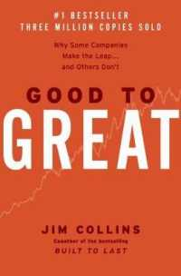 Link to an enlarged image of Good to Great : Why Some Companies Make the Leap... and Others Don't