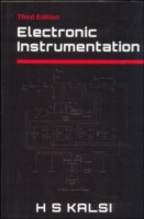 Link to an enlarged image of Electronic Instrumentation -- Paperback