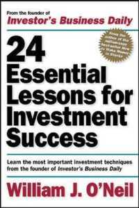 Link to an enlarged image of 24 Essential Lessons for Investment Success