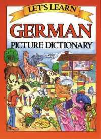 Link to an enlarged image of Let's Learn German Picture Dictionary (Let's Learn Picture Dictionary Series)