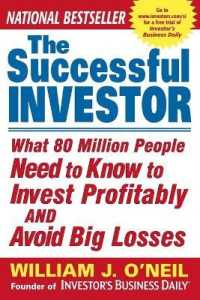 Link to an enlarged image of The Successful Investor : What 80 Million People Need to Know to Invest Profitably and Avoid Big Losses