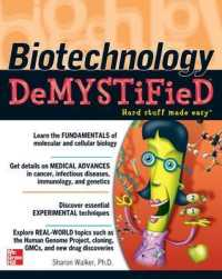 Link to an enlarged image of Biotechnology Demystified (Demystified)