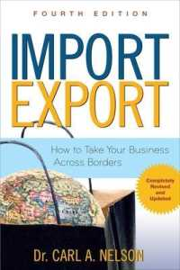 Link to an enlarged image of Import/Export : How to Take Your Business Across Borders (4th Revised Updated)