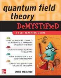 Books Kinokuniya: Quantum Field Theory Demystified (Demystified
