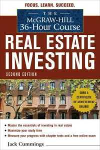 Link to an enlarged image of The Mcgraw-hill 36-hour Real Estate Investment Course (Mcgraw-hill 36 Hour Course) (2nd)