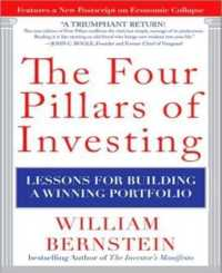 Link to an enlarged image of The Four Pillars of Investing : Lessons for Building a Winning Portfolio