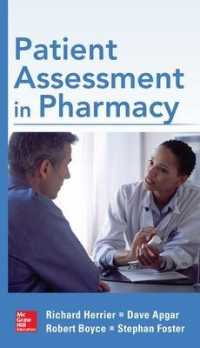 Link to an enlarged image of Patient Assessment in Pharmacy