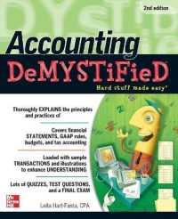 Link to an enlarged image of Accounting Demystified (Demystified) (2nd)