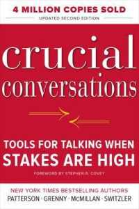 Link to an enlarged image of Crucial Conversations : Tools for Talking When Stakes Are High (2nd Updated)