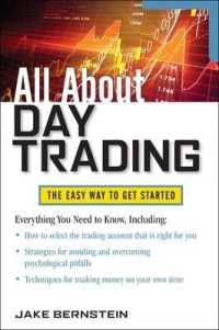 Link to an enlarged image of All about Day Trading : The Easy Way to Get Started (All about)