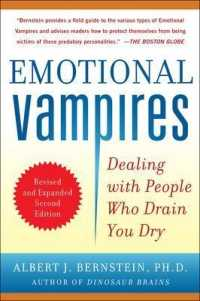 Link to an enlarged image of Emotional Vampires : Dealing with People Who Drain You Dry (2nd Revised Expanded)