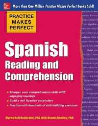 Link to an enlarged image of Practice Makes Perfect Spanish Reading and Comprehension (Practice Makes Perfect) (CSM Workbook)