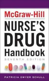 Link to an enlarged image of McGraw-Hill Nurses Drug Handbook (7th)
