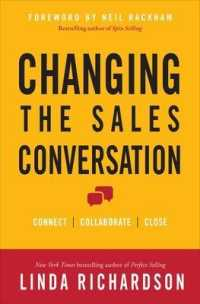 Link to an enlarged image of Changing the Sales Conversation : Connect / Collaborate / Close