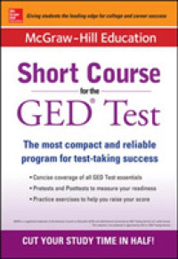 Link to an enlarged image of McGraw-Hill Education Short Course for the GED Test (Mcgraw-hill Education Short Course for the Ged Test) (2nd)