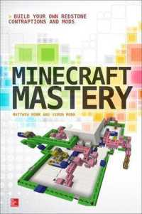 Link to an enlarged image of Minecraft Mastery : Build Your Own Redstone Contraptions and Mods