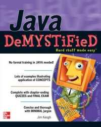 Link to an enlarged image of Java Demystified (Demystified)