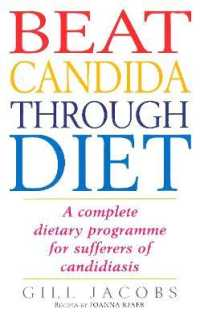 Link to an enlarged image of Beat Candida through Diet : A Complete Dietary Programme for Sufferers of Candidiasis