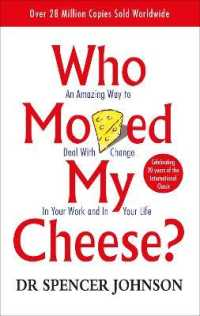 Who Moved My Cheese -- Paperback / softback 9780091816971