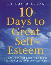 Link to an enlarged image of 10 Days To Great Self Esteem